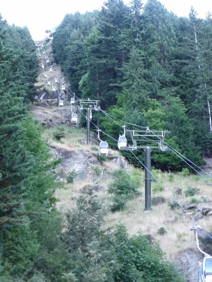 Gondola, Bob's Peak