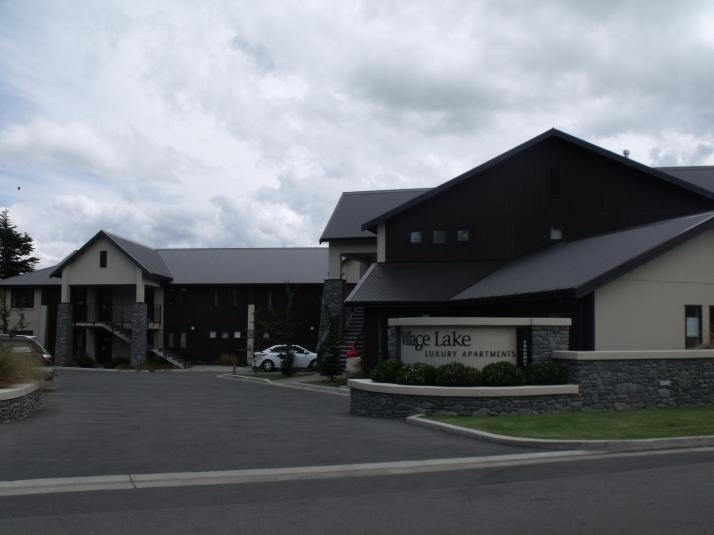 Village Lake Apartments Hanmer Springs