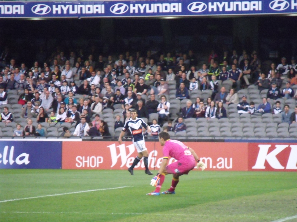 Melbourne Victory v Central Coast Mariners (5/5)