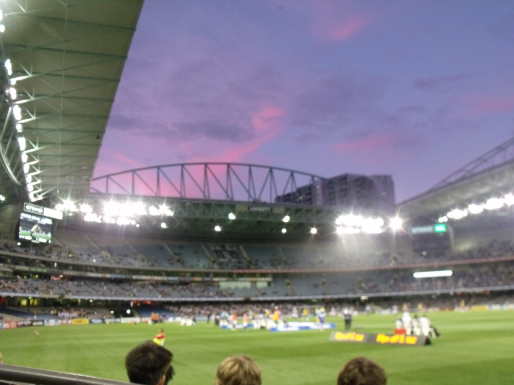 Melbourne Victory v Central Coast Mariners (2/5)