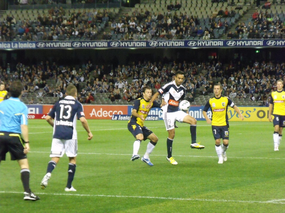 Melbourne Victory v Central Coast Mariners (1/5)