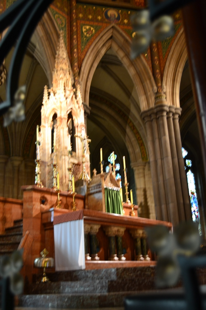 St Patrick's Cathedral Melbourne (5/6)