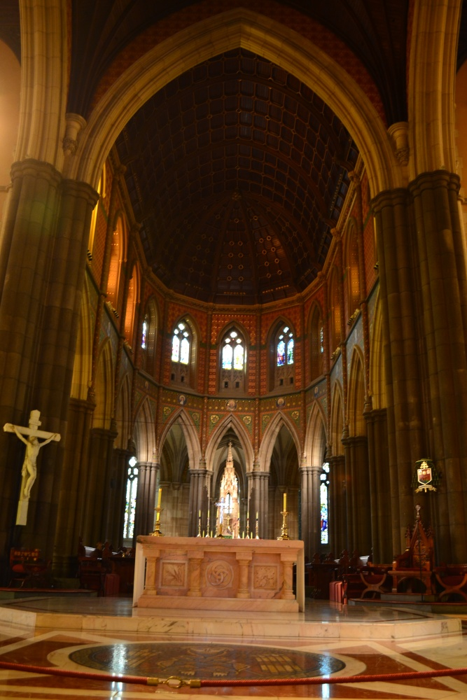St Patrick's Cathedral Melbourne (6/6)