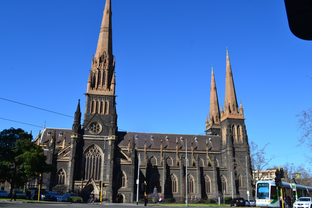 St Patrick's Cathedral Melbourne (3/6)