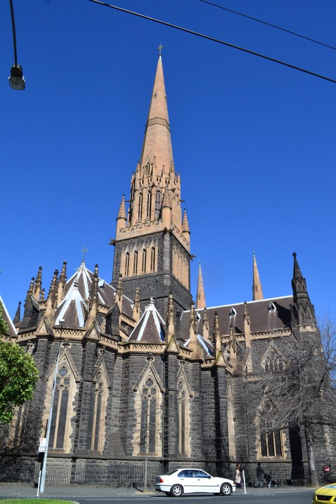 St Patrick's Cathedral Melbourne (2/6)