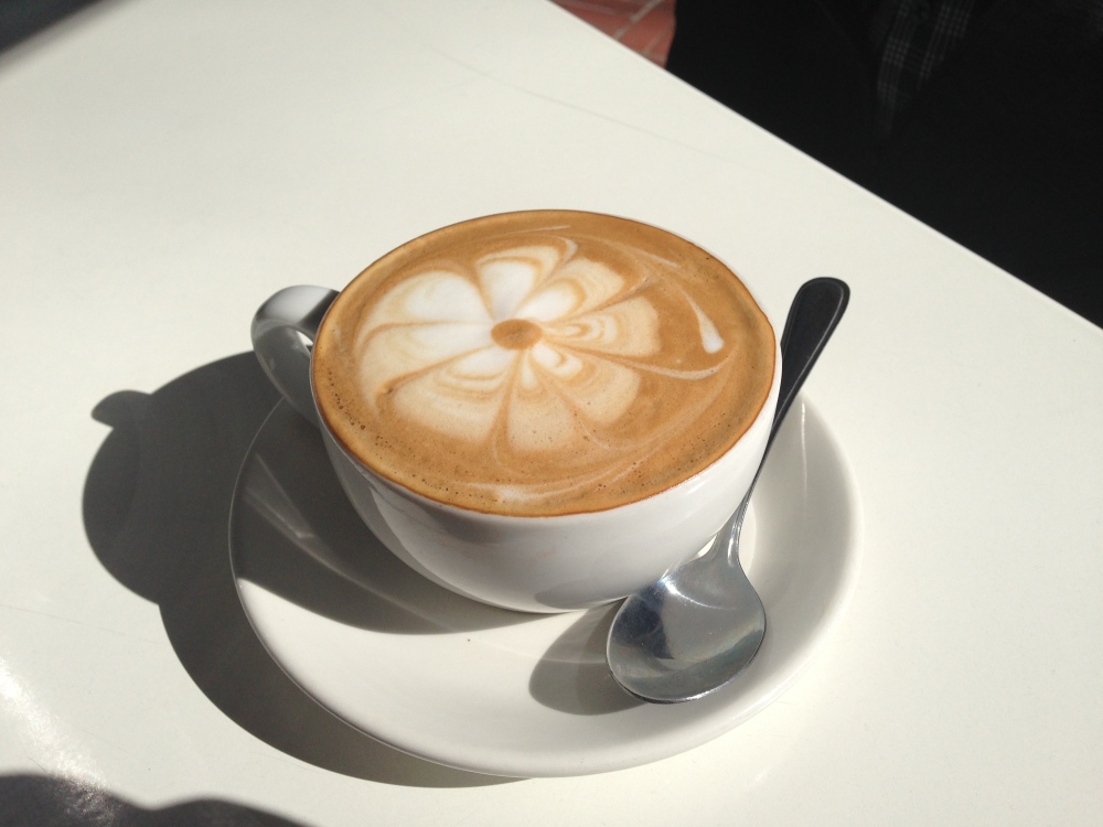 The Pavillion Cafe...Fitzroy Gardens (1/3)