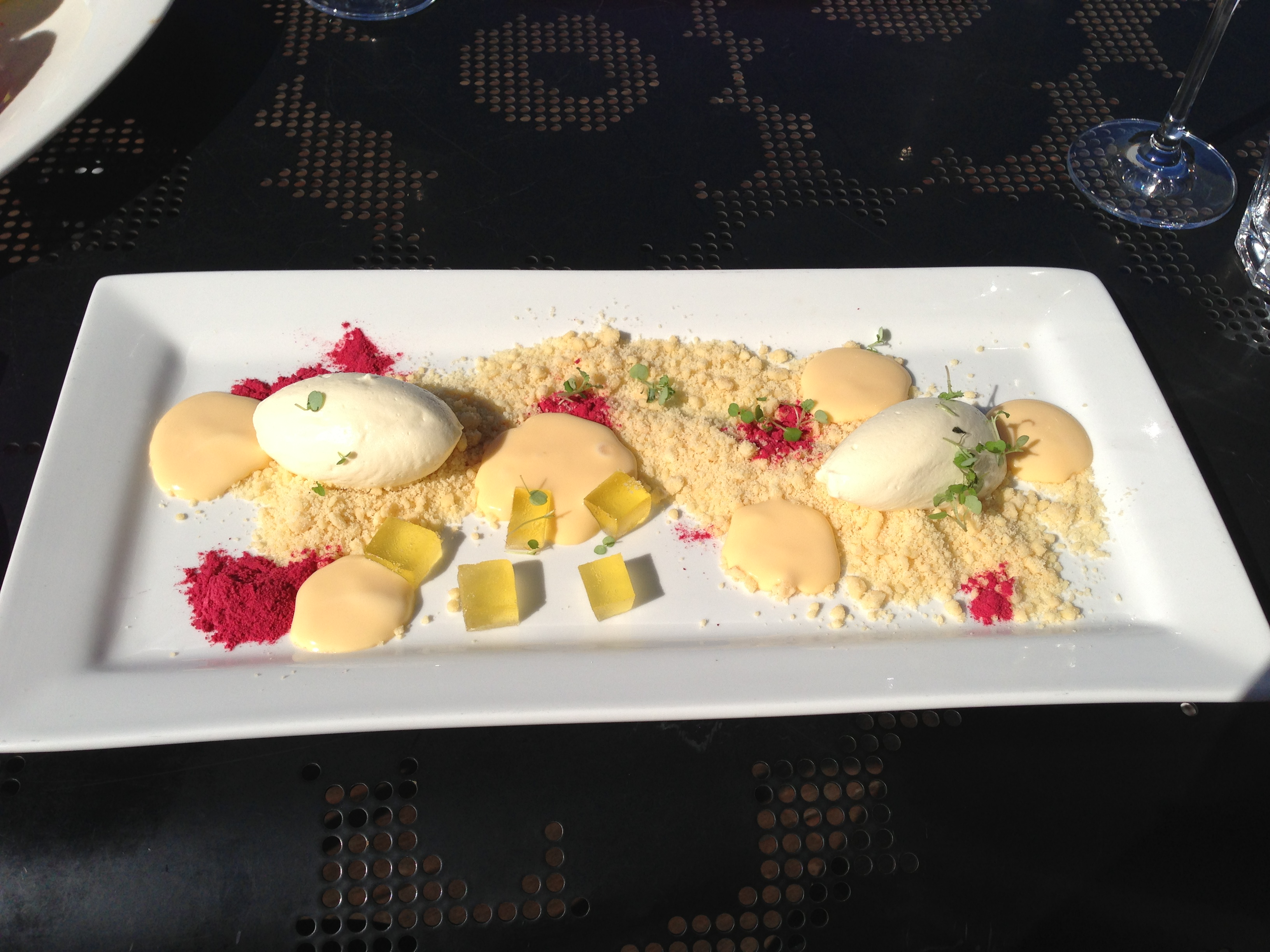 Fairies tree fitzroy gardens leanne s delicious food and travel - Deconstructed Lemon Tart
