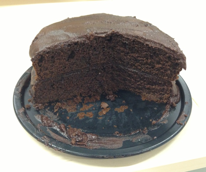 choc mousse cake