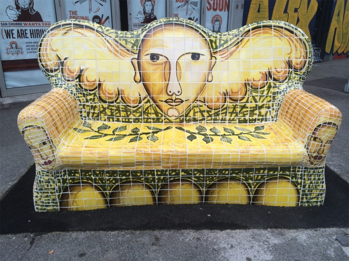 Funky chair 2
